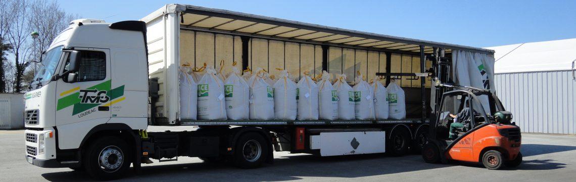 Le standard FC fixe des exigences de stockage et de transport