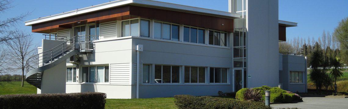 Le siège de TMCE regroupe les fonctions supports